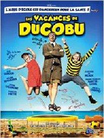 Les Vacances de Ducobu dans 2012 @affiche