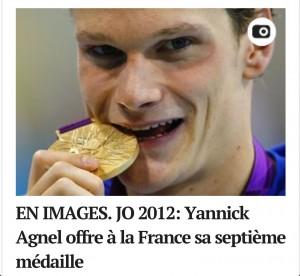 Le detail des médailles françaises au jour le jour dans Evénements Agniel-or-300x276
