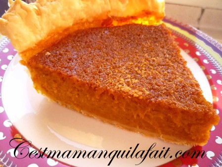 pie-pumpkin cuisine dans Cuisine