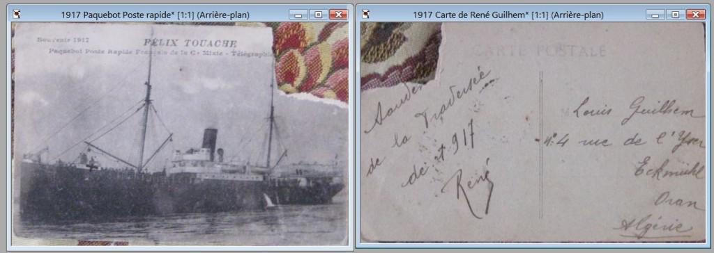 carte-postale armistice